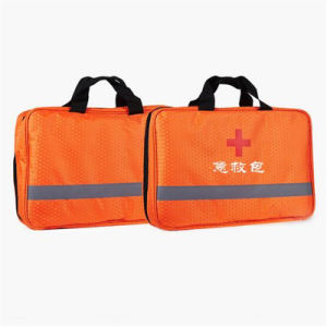 Korean Fashion Travel Portable Medical Bag First-Aid Kit (GB#02156) pictures & photos