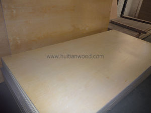 LVL/Lvb Poplar Decorative Plywood with Birch Face for Furnitute with High Quality and Low Price pictures & photos