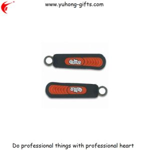 Customized Rubber Zip Pull for Garments (YH-ZP034) pictures & photos