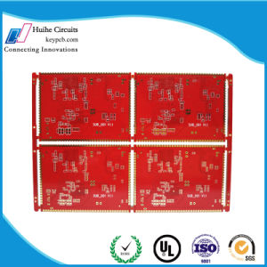 4 Layer Impedance Control Enig PCB for Consumer Electronics pictures & photos