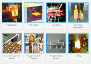 High Frenquency Induction Heating Annealing Machine pictures & photos