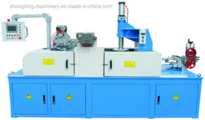 Fully Automatic Coiling and Wrapping Machine (Coiling & Wrapping All-in-One)