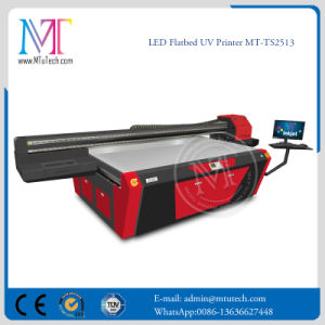 Bulk Ink Supply UV Flatbed Printer for Ceramic Wood Glass Metal Mt-Ts2513 pictures & photos
