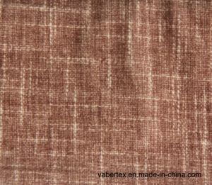 Woven Polyester Velvet Household Textile Upholstery Sofa Fabric