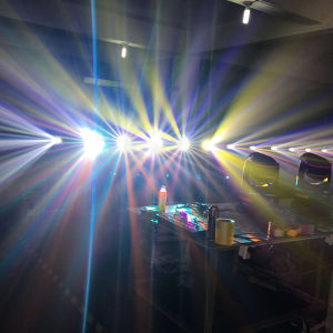 DJ Stage Light Beam Spot Wash Moving Head 330W pictures & photos