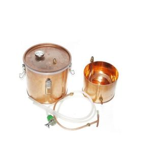DIY Home Alcohol Distiller Copper Moonshine Still Kits for Sale pictures & photos