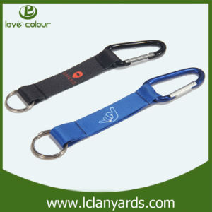 Arts Design Short Lanyard with Key Carabiner Wrist Customized pictures & photos