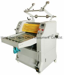 Professional Hydraulic Hot Roll Film Laminating Machine (WD-520B) pictures & photos