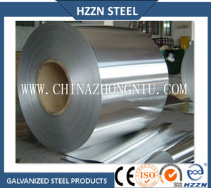 Bright Finish Zero Spangle Galvanized Steel Coil pictures & photos