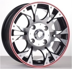 14X6.0 Inch Alloy Wheel with PCD 4X100 pictures & photos