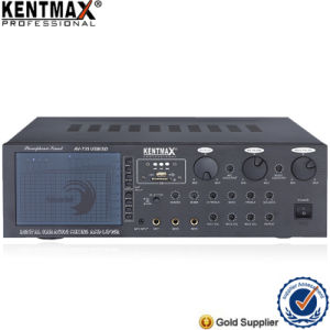 180W 2 Channel Amplifier with USB for Karaoke (AV-735USB/SD) pictures & photos
