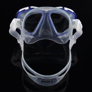 Silicone Diving Equipment Set, Dive Mask (MK-203) pictures & photos