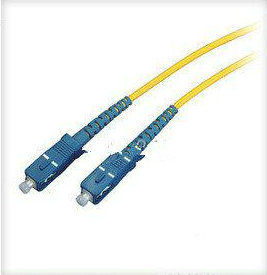 Ce/UL Certificate Sc to Sc Single-Mode Optical Fiber Jumper pictures & photos