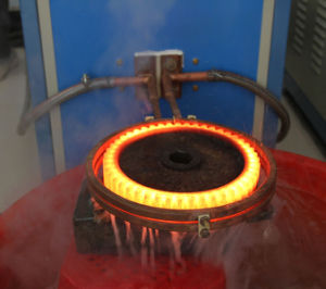 120kw Induction Heater for Metal Roller Surface Hardening pictures & photos