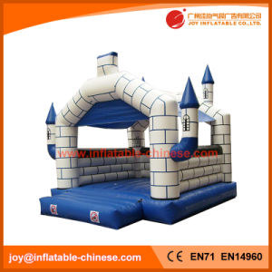 Blue Princess Inflatable Jumping Castle for Kids Party (T2-004) pictures & photos