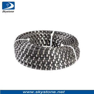 Skystone Diamond Wire Saw for Granite&Quartz Mining pictures & photos