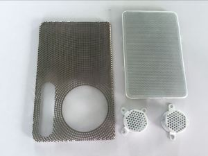 Customized Stainless Steel Speaker Mesh for Audio with Coating pictures & photos