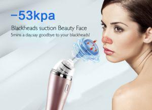 Pore Blackhead Vacuum Suction Machine Blackhead Remover Pore Cleansing Skin Peeling Diamond Dermabrasion pictures & photos
