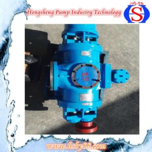 High Efficiency Performed Pitch Oil Screw Vacuum Pump pictures & photos