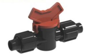 PP Pipe Fittings Irragation Mini Valve (P44) pictures & photos