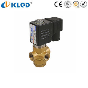 Vx31 Series Micro 3 Way Water Control Solenoid Valve 12V DC pictures & photos