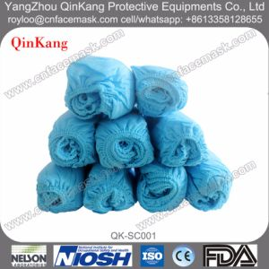 Disposable Anti Skid Nonwoven Shoe Cover pictures & photos