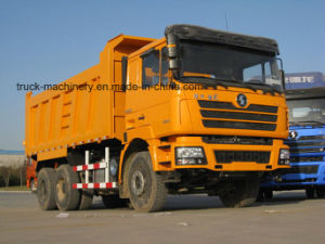 F2000 Shacman 8X4 Dump Truck 336HP Weichai Engine Euro IV Cold Area pictures & photos