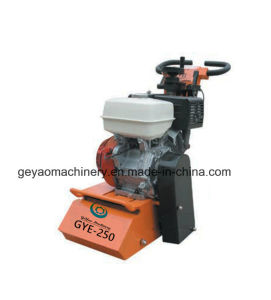 Concrete Scarifying Machine Gye-250 Series with 4000W Honda Engine pictures & photos