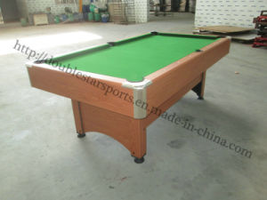 6FT MDF Pool Table Billiard Table pictures & photos
