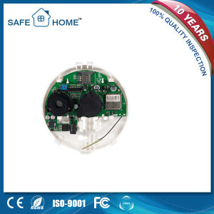 Smart Home GSM Wireless Smoke Sensor pictures & photos