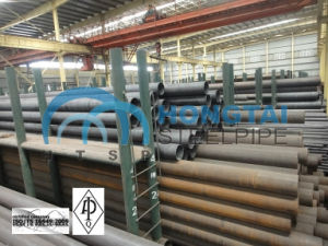 with API Monogram Certificate License Hot Rolling API 5L Seamless Steel Pipe pictures & photos