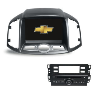 Capativa 2013 Car Navigation System Andriod 5.1 with DVD Bt, Radio Built-in WiFi TPMS Options pictures & photos
