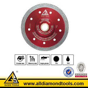 Diamond Reinforced Turbo Blade for Cutting Porcelain pictures & photos
