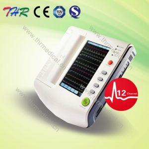 Thr-ECG-1212 Digital 12-CH ECG Machine pictures & photos