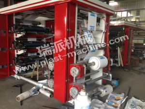 High Speed Flexo Printing Press Manufacture pictures & photos