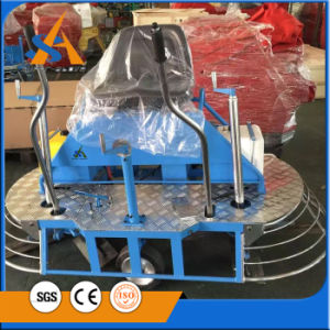 High Efficiency Hydraulic Ride on Float Power Trowel pictures & photos