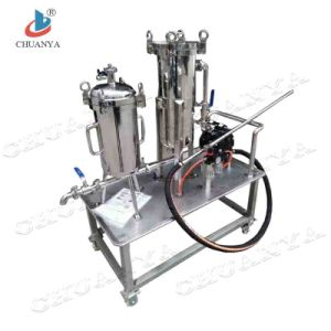 Movable Bag Filter with Pump pictures & photos