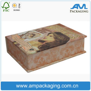 Fashion DIY Eyeshadow Pan Makeup Packaging Cosmetic Box for Sale pictures & photos