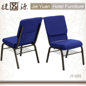 Metal Stackable Pulpit Church Chairs (JY-G01) pictures & photos