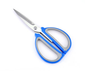 """8""""Sharp Fine Polished Stainless Steel Comfortable Grip Household and Tailor Scissors pictures & photos"""