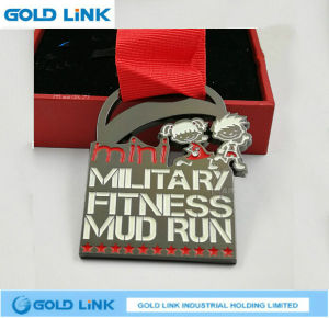 Custom Metal Crafts Marathon Medal Running Finisher Award Medallion pictures & photos