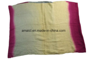 Customized Color Sewing Collar Wool Like Scarf for Ladies (ABF22005100) pictures & photos