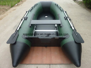 Small Resuce Inflatable Fishing Boat for Sale pictures & photos