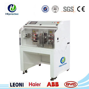 Digital Automatic Copper Wire Cable Cutting & Stripping Machine (DCS-516) pictures & photos