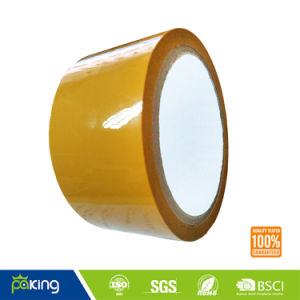 Yellow Low Noise Adhesive Tape pictures & photos