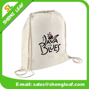Promote Sale Large Gym Bag Custom Polyester Drawstring Bag pictures & photos