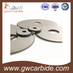 Tungsten Carbide Saw Blade Use for Cutting Disc pictures & photos