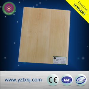 Quality Wooden Color PVC Wall, Factory Price PVC Panel in Yangzhou pictures & photos