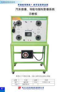 Automobile Audio and Navigation AV GPS Rcs Training Equipment pictures & photos