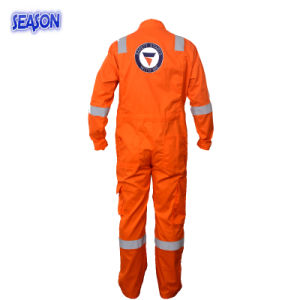 Overall Coverall Working Clothes Protetive Flame-Retardant Workwear pictures & photos